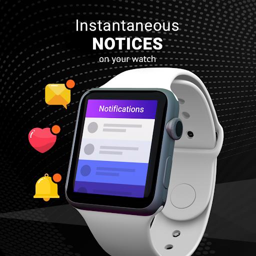 Smartwatch Bluetooth Notifier screenshot 25