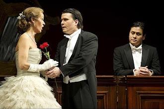 Photo: Marion AMMANN als ARABELLA (2010). Foto: Theater Lübeck