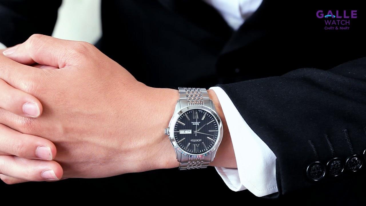 Đồng hồ Thụy Sỹ đem lại vẻ đẹp lịch lãm và nam tính
