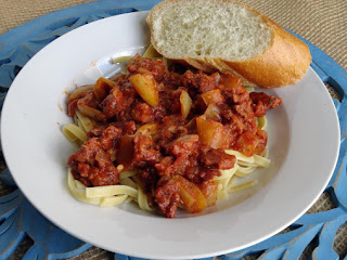 Sausage Cacciatore With Grandma's Peppers Recipe