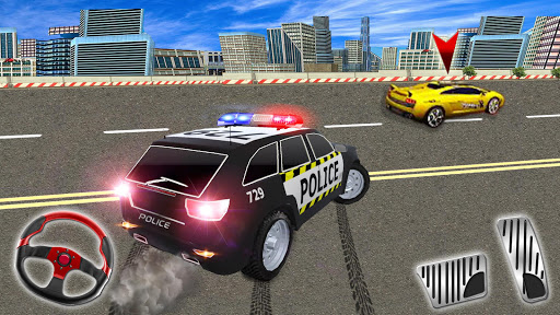 ... Police Highway Chase in City - Crime Racing Games 1.0.2 screenshots 13  ...