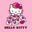 Hello Kitty Love Stickers - WAStickerApps icon