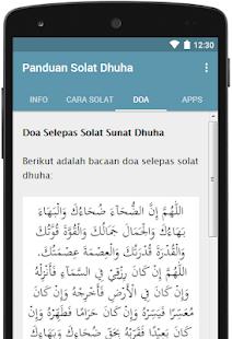 Panduan Solat Dhuha for PC-Windows 7,8,10 and Mac apk screenshot 3