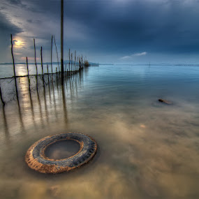 by Hamdi Aziz - Landscapes Waterscapes