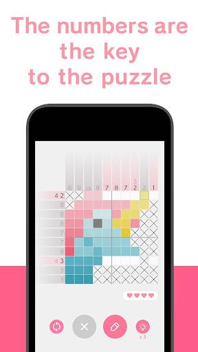 Logic Art - Simple Puzzle Game  screenshots 2