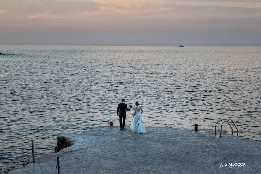 Fotografo di matrimoni Luigi Allocca (luigiallocca). Foto del 28.05.2018