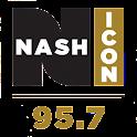 95.7 NASH Icon icon