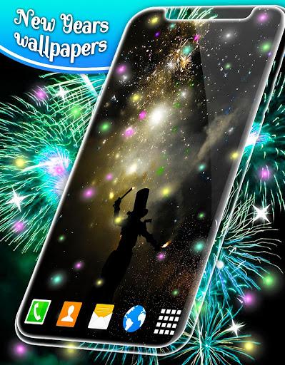 2019 New Years Live Wallpaper 4.8.4 screenshots 2