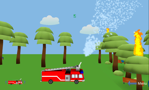 Kids Fire Truck 1.6 screenshots 5