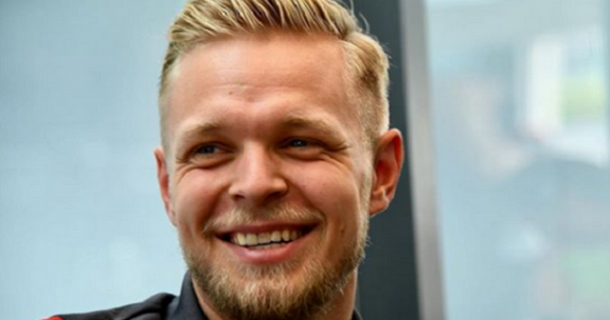 Magnussen henter VM-point på Silverstone!