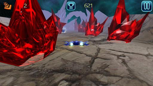 Crystal Flight 3D