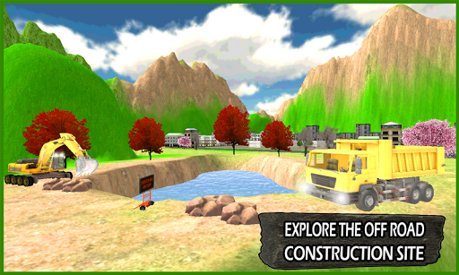 Mountain Construction Sim 3D