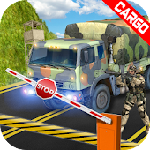 Cargo Army Truck Driver Free