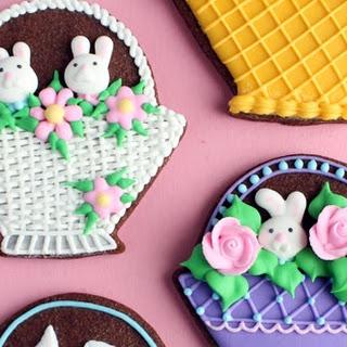 Easter Basket Cookies Recipe