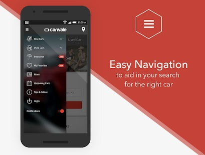 CarWale- Search New, Used Cars- screenshot thumbnail
