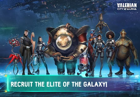 Valerian: City of Alpha mod apk