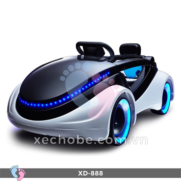 Xe hơi điện trẻ em XD-888 7