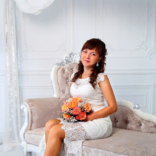Wedding photographer Irina Vorfolomeeva (IrinkaCanon). Photo of 05.12.2015