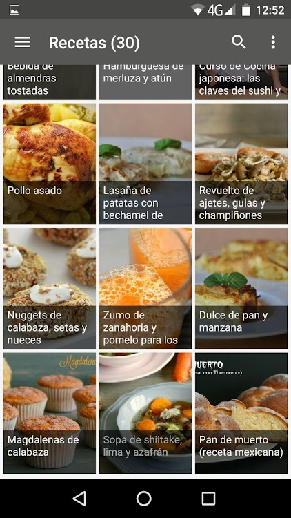Thermomix Recetas Android Apps Appagg
