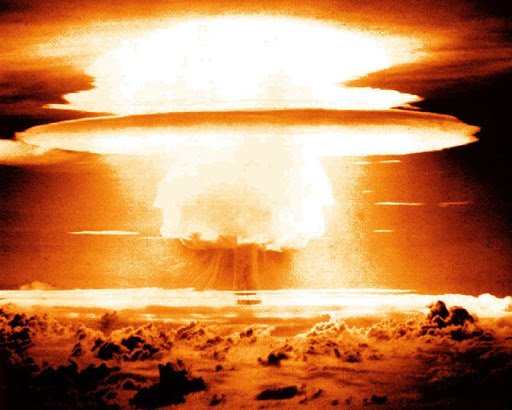 This proposed nuke would've destroyed a continent