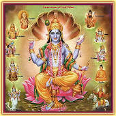 Vishnu Sahasranamam in Hindi