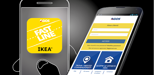 Fast Line Ikea Agos Apps On Google Play