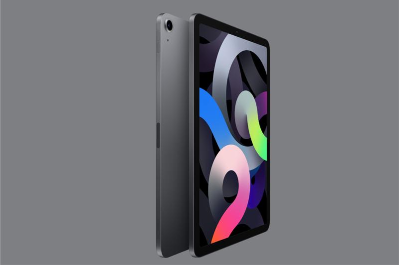 Góc cạnh bo tròn cho cảm giác mềm mại | iPad Air 2020