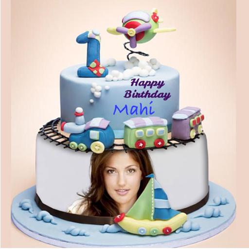 Name Photo On Birthday Cake Apps On Google Play