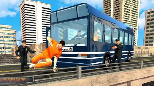 Prison Escape Bus Transporter for PC