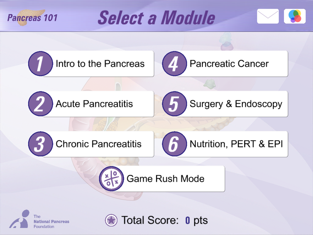 Pancreas 101- screenshot