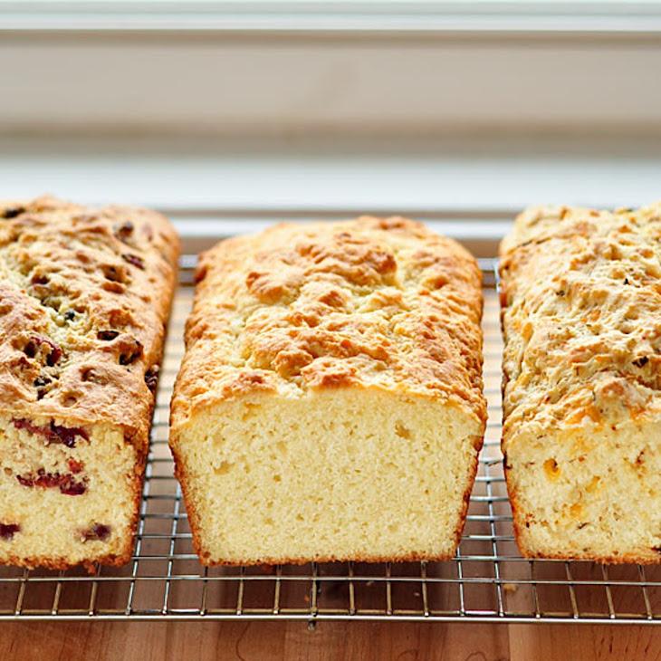 Basic Buttermilk Quick Bread Recipe