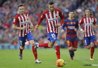Ferreira-Carrasco absent contre le Bayern ?