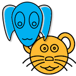 Lambs and Tigers Icon