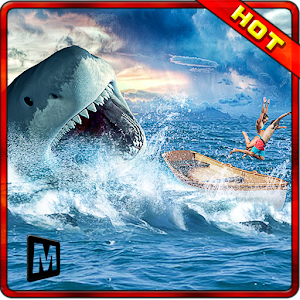 Hungry Blue Shark Revenge for PC and MAC