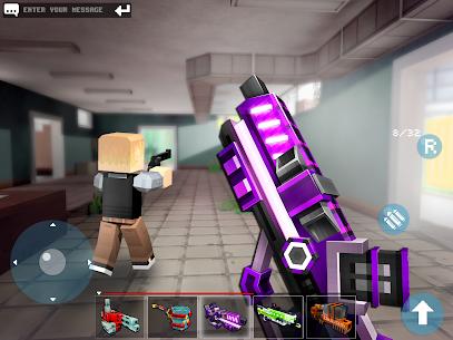 Mad GunZ – Battle Royale, online, shooting games 2