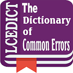 LCEDict - The Dictionary of Common Errors 1.0.2