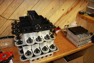 Photo: Getting Ready for Final Assembly