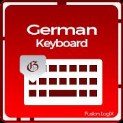 German keyboard App: English & German Keypad