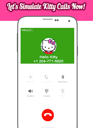 Call From Hello Kitty for PC