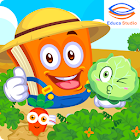 Marbel Belajar Sayur icon