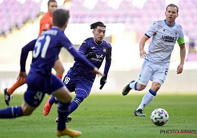 Opvallend: Anderlecht moet twee ploegen laten voorgaan wat betreft speelminuten voor spelers onder 21