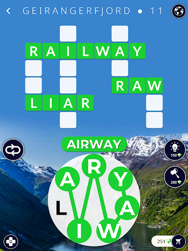Words of Wonders: Crossword to Connect Vocabulary 2.0.2 screenshots 8