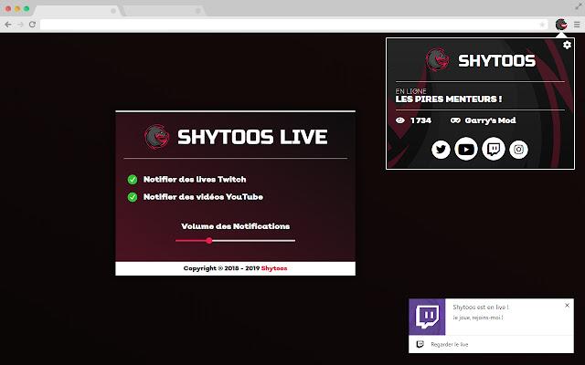 Shytoos Live