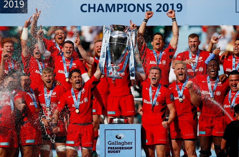 Saracens docked 35 points and fined for breaching salary cap rules