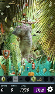Hidden Object: Cat Island Adventure- screenshot thumbnail