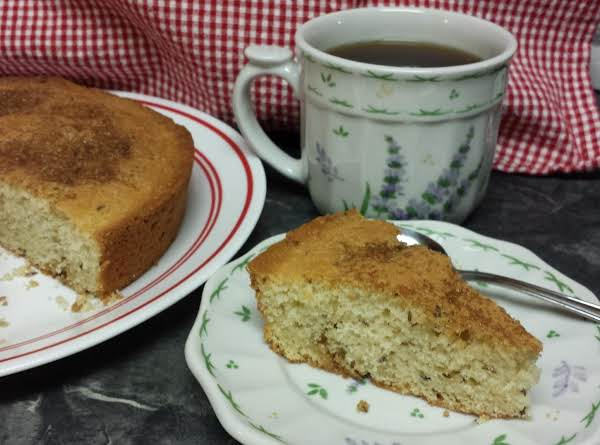 Victorian Seed Cake