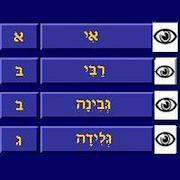 Hebrew Alphabet and more