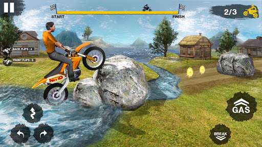 Stunt Bike Racing Tricks 1.0 screenshots 2