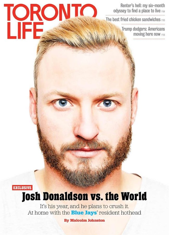 Toronto Life Magazine- screenshot