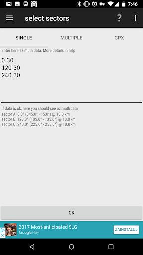 Antenna Pointer 3.0.2 screenshots 6